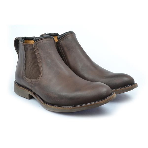 Botina Latego Brown - 90604 - Salomão Country