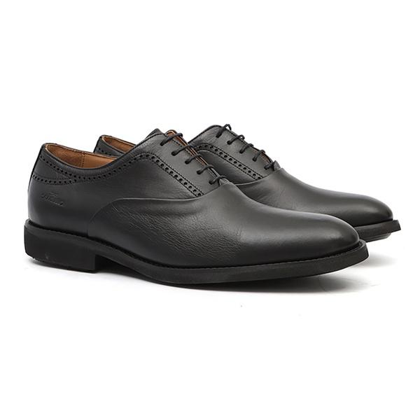 Soft Social VITARA Preto - Sapato Masculino Derby Samello