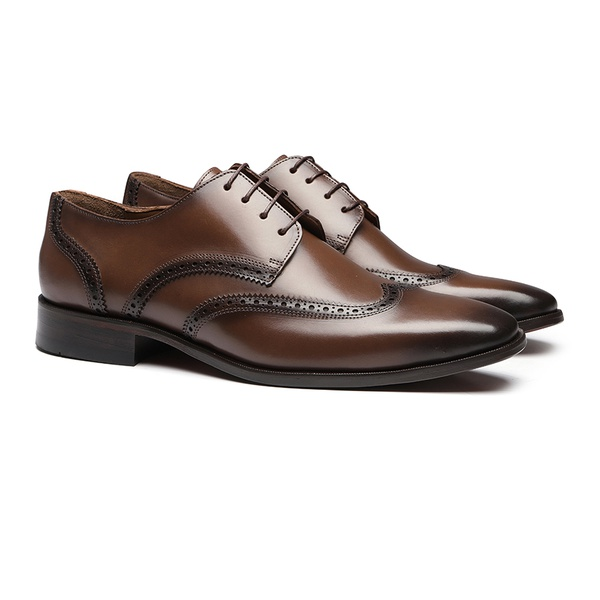 Sapato Social Masculino Derby Rover Moss Samello