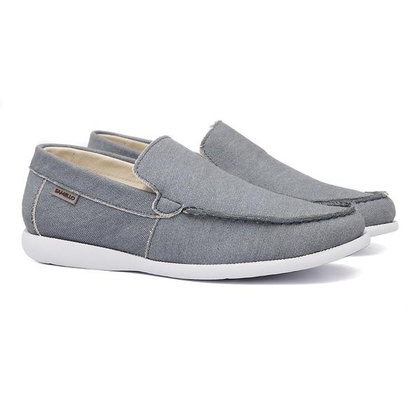Deckshoes Samello 16.007-005 Jeans Claro - Sam1926