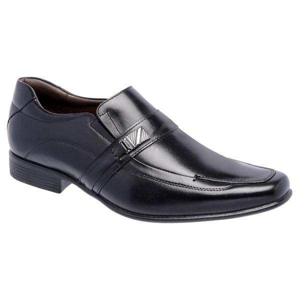 Sapato Sândalo Social Portland Preta