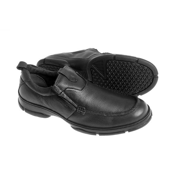 Sapato Sândalo Confort Kairo Preto