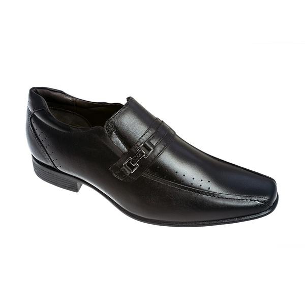 Sapato Social Sândalo Portland Black