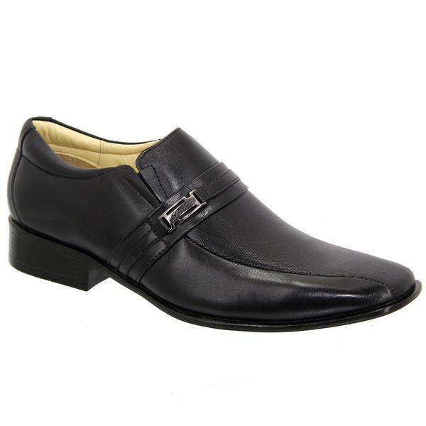 Sapato Sândalo Social Vermont Black