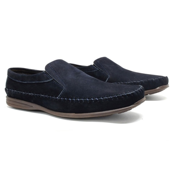 Sapatilha Sandalo Weekend Marinho