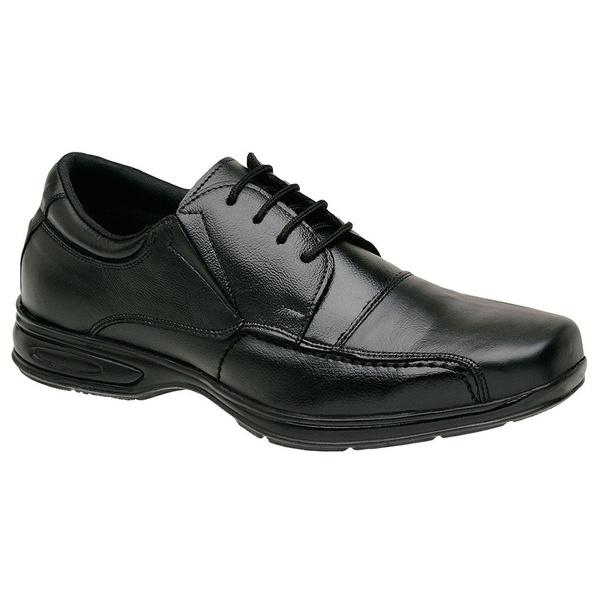 Sapato Sândalo Social Meducci Cadarço Black