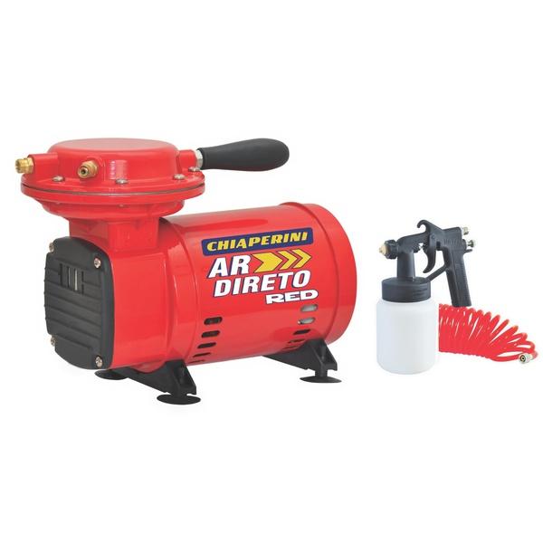 Compressor De Ar Direto 2,3 Pcm Red 20328 Bivolt Chiaperini