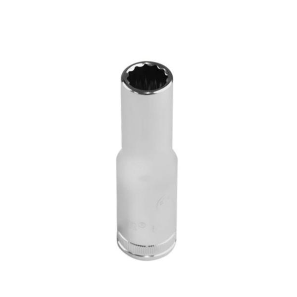 Soquete Estriado Longo 1/2'' X 13mm 80784BX
