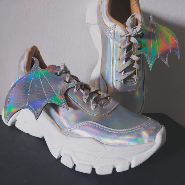 Tenis Holográfico Wing R.O.M