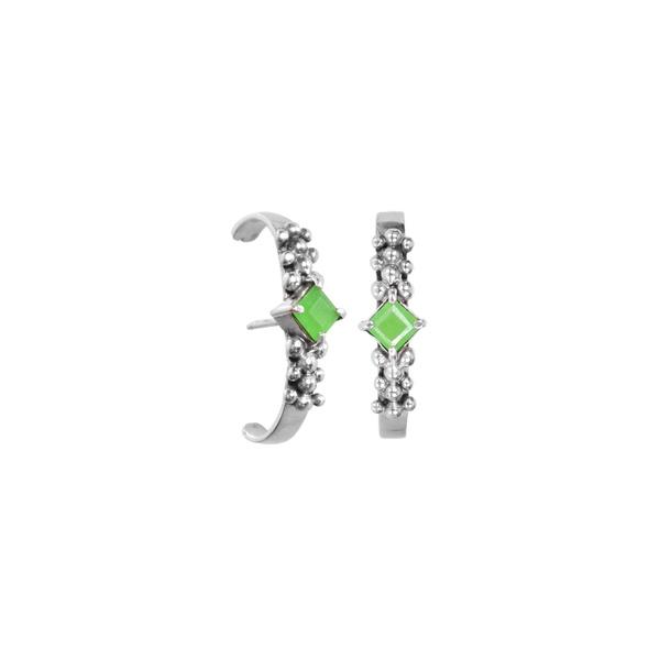 Brinco Ear Hook Organic coleção Ártemis