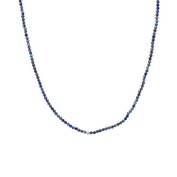Colar Fio Fio Lápis Lazuli | Novidades