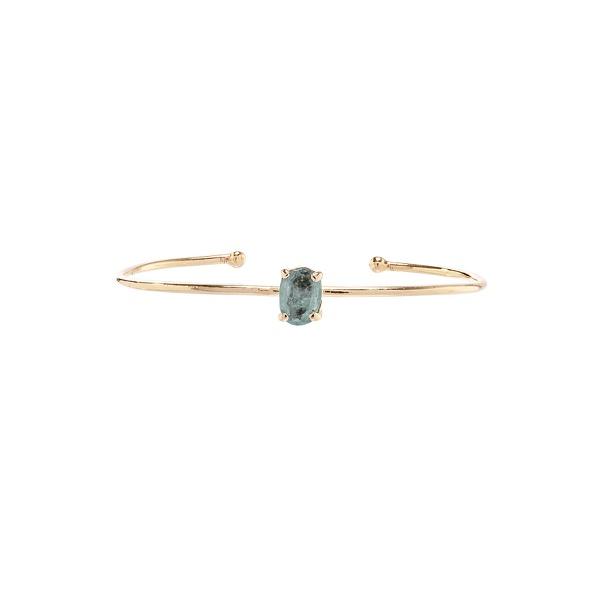 Bracelete Slim Turmalina Azul | Novidades