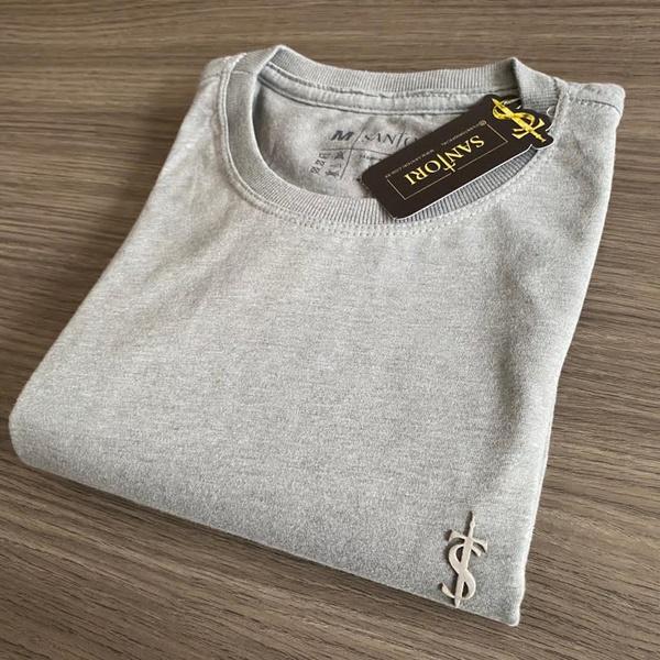 T-shirt Confort Classic Silver