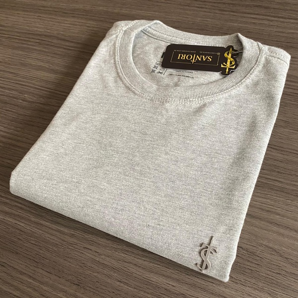 T-shirt Confort Classic Grey