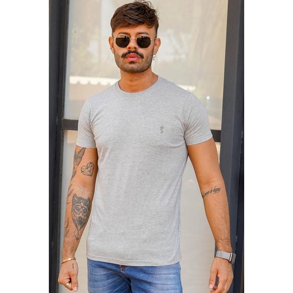 T-shirt Classic Grey