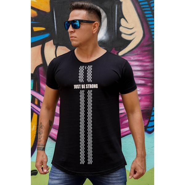 T-shirt Long Strong