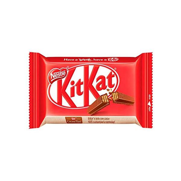 Chocolate kit kat