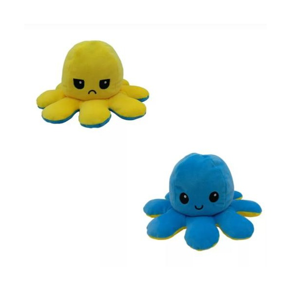 Polvo do Humor - Amarelo/Azul