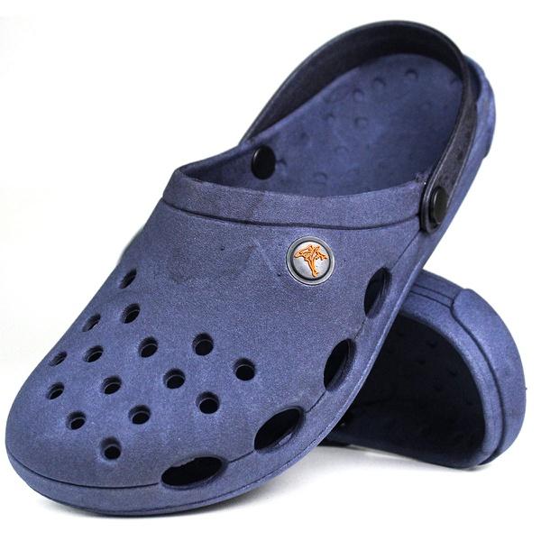 Babuche Crocs Injetado Marinho FRC