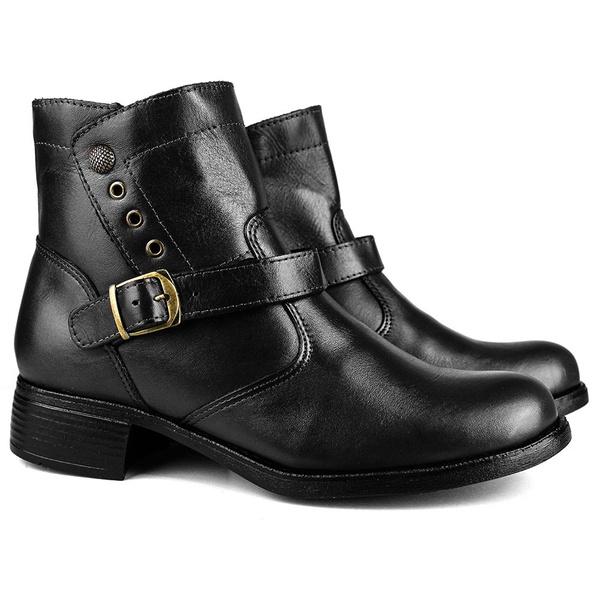 Sapato Coturno Feminino