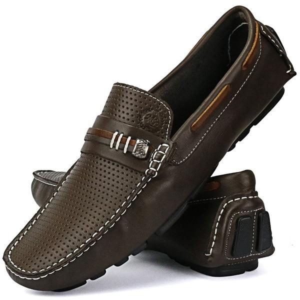 Sapato Mocassim Macuslino