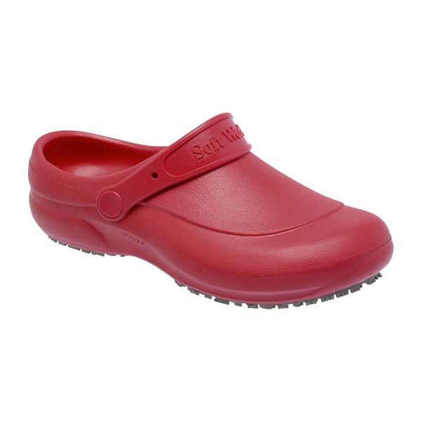 Calçado Babuche Soft Works Vermelho