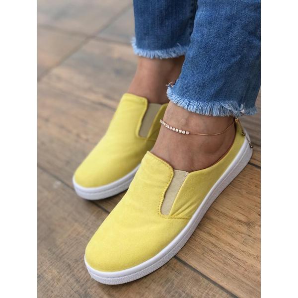 Mulle Basico Amarelo
