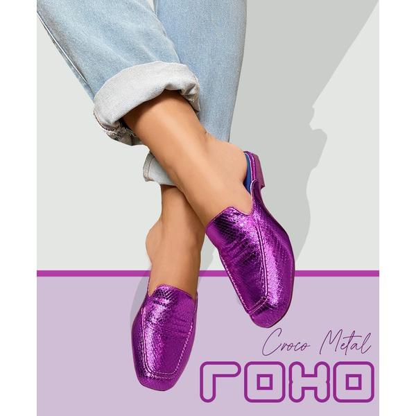 Mulle Roxo Croco