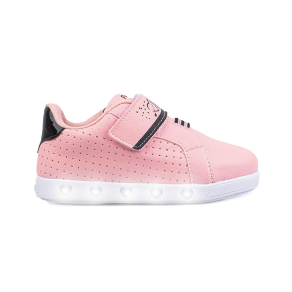 Tênis de Led Infantil Sneaker Luz Only Girl