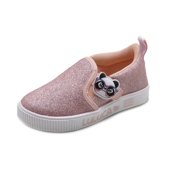 Tênis Infantil Slip On Glitter Luluca by Pampili