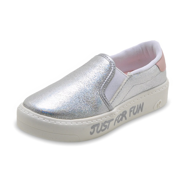 Tênis Feminino Tweenie Play Slip On