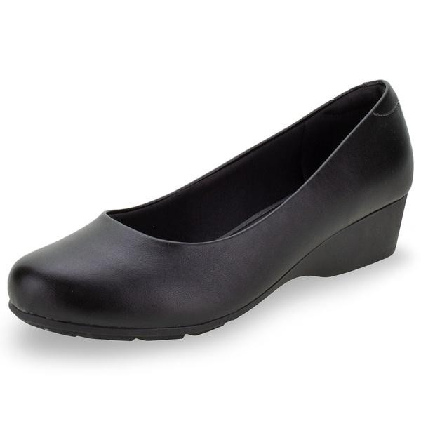 Sapato Feminino Anabela Modare