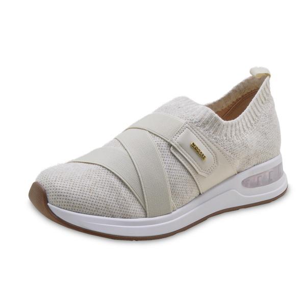 Tênis Feminino Modare Knit 7364104 Off White 1455