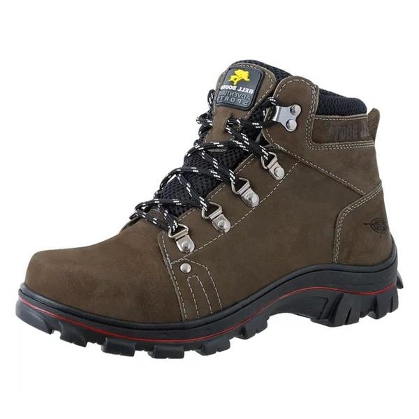 Bota Masculina Adventure Bell Boots 650 Chumbo - 853
