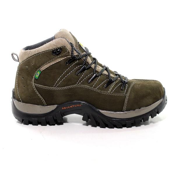 Bota Adventure Bell Boots 740 Chumbo - 857