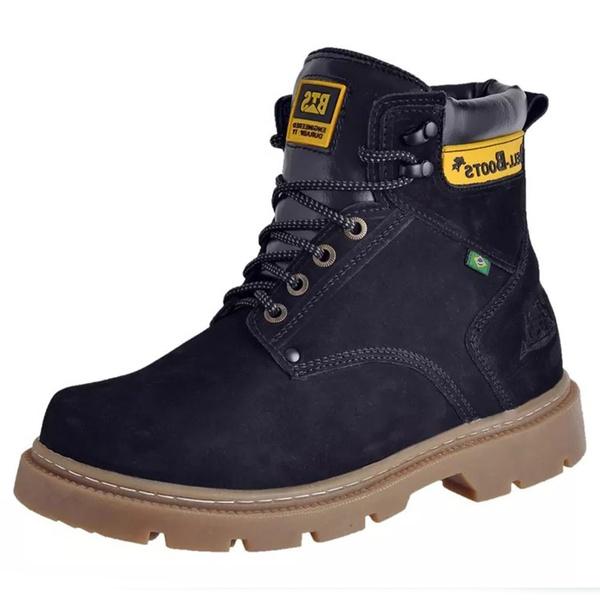 Bota Adventure Bell Boots 801 Preta -867