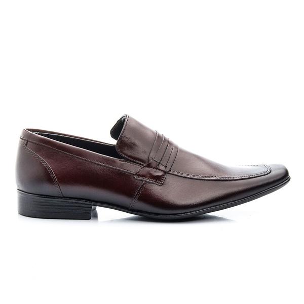 Sapato Social Masculino em Couro Clássico