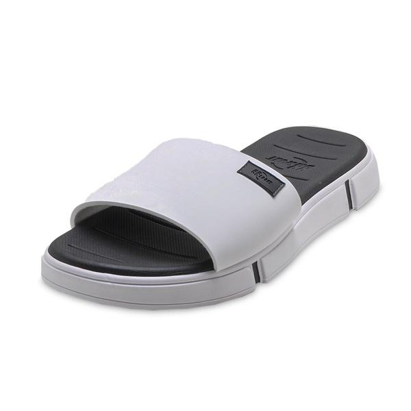 Chinelo Slide Masculino Br Sport 2256100 Branco