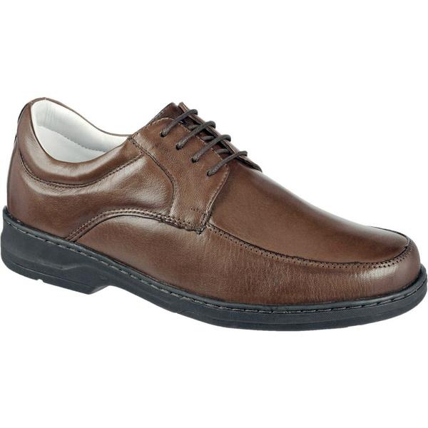Sapato Masculino Linha Conforto em Couro
