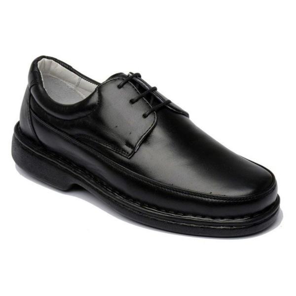 Sapato social masculino linha conforto