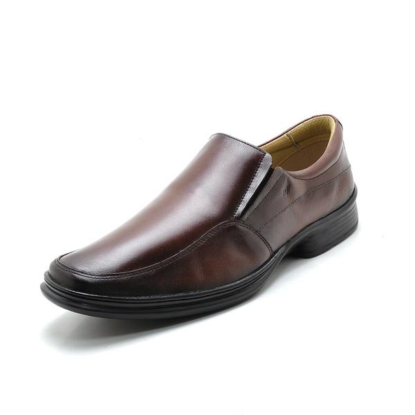 Sapato Confort Rafarillo 921624 Mogno - 599