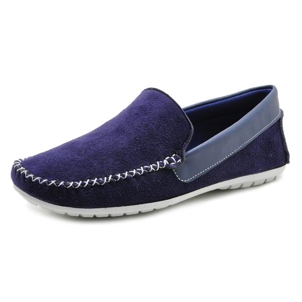 Mocassim Masculino Sapato de Franca 1600 Marinho 307