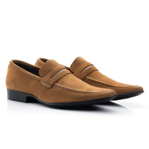 Sapato Social Esporte Fino cor Mel