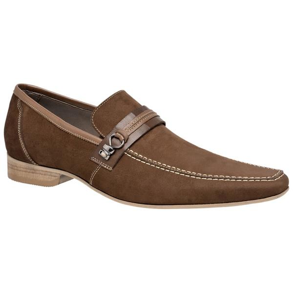 Sapato Casual Cor Moura Ref. 18639