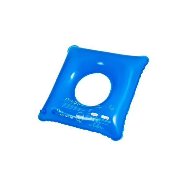 Almofada Flex Quadrada C/ Orifício