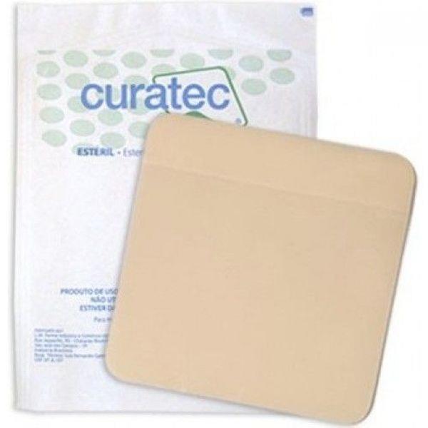 Placa De Hidrocoloide Standard 10 x 10 Curatec
