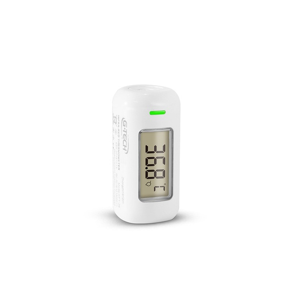 Termômetro De Testa Digital Infravermelho Go - G-tech
