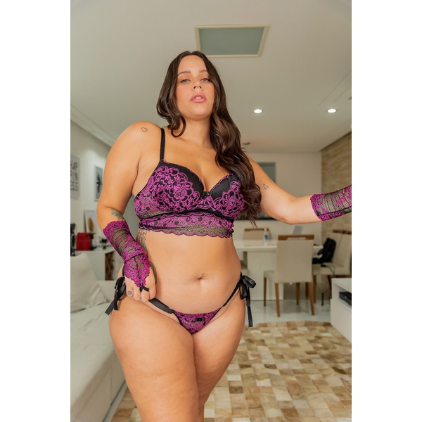 PASSION SEXY GLAM CURVES