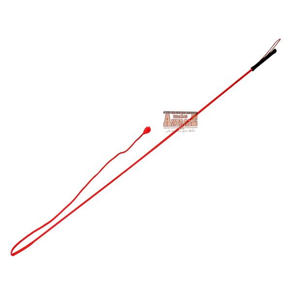Tala Fibra 1MT Vermelha