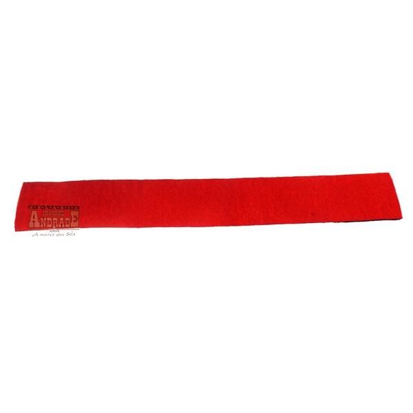 Refil Barrigueira Neoprene Vermelha